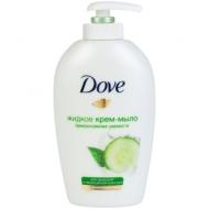 Мыло-крем жидкое Dove Прикосновение свежести, с дозатором, 250мл