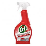 Средство чистящее Cif, спрей Универсальный. Ультра быстрый, 500мл