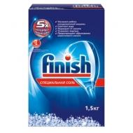 Соль специальная для посудомоечной машины Finish, 1,5кг