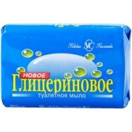 Мыло туалетное Невская Косметика Новое Глицериновое, бумажная обертка, 90г