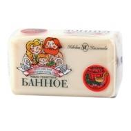 Мыло туалетное Невская Косметика Банное, пленка, 140г