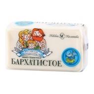 Мыло туалетное Невская Косметика Бархатистое, пленка, 140г