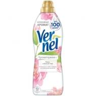 Кондиционер для белья Vernel Aroma. Пион и белый чай, концентрат, 910мл