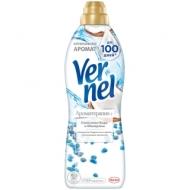 Кондиционер для белья Vernel Aroma. Кокосовая вода и минералы, концентрат, 910мл