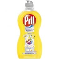 Средство для мытья посуды Pril Секреты хозяйки. Лимон, 450мл