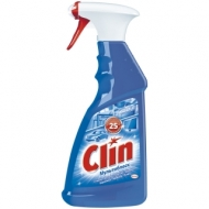 Средство для мытья стекол и других поверхностей Clin Мультиблеск, 500мл