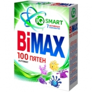 Порошок для машинной стирки BiMax 100 пятен, 400г