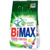 Порошок для машинной стирки BiMax 100 пятен, 3кг
