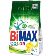 Порошок для машинной стирки BiMax Color, 6кг