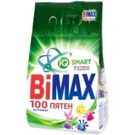 Порошок для машинной стирки BiMax 100 пятен, 6кг
