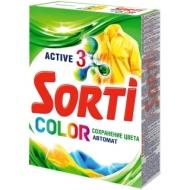Порошок для машинной стирки Sorti Color, 350г