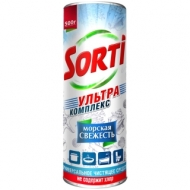 Средство чистящее Sorti Морская свежесть, порошок, 500г