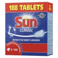 Таблетки для посудомоечной машины Sun Professional, 188шт.