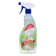 Средство для мытья стекол Мисс Чистота Лето, с нашатырным спиртом, 500мл