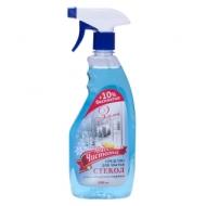 Средство для мытья стекол Мисс Чистота Зима, с нашатырным спиртом, 500мл