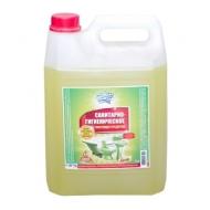 Чистящее средство санитарно-гигиеническое Семь Звезд, гель, канистра, 5л