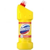 Чистящее средство универсальное Domestos Лимонная свежесть, гель, 1,5л