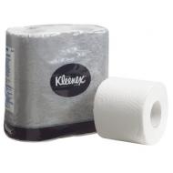 Бумага туалетная Kimberly-Clark Kleenex 2-слойная, 25м/рул., 4шт., тиснение, белая