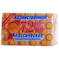 Мыло хозяйственное 72% Аист Классическое, 150г