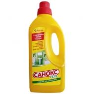 Чистящее средство для сантехники Санокс, гель, 1100мл