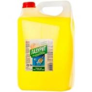 Средство для мытья посуды Аист Лазурит. Грейпфрут, гель, 5л
