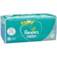 Салфетки влажные Pampers Fresh Clean, 2*52шт., детские