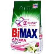 Порошок для машинной стирки BiMax Ароматерапия Automat, 3кг