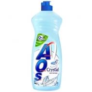 Средство для мытья посуды AOS Crystal, 900мл