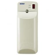 Диспенсер для автоматического освежителя воздуха Nowa, пластиковый, белый (без спрея)