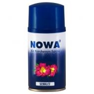 Сменный баллон для освежителя воздуха Nowa Scarlet, цветочный аромат, 260мл