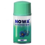 Сменный баллон для освежителя воздуха Nowa Orbit, мятный аромат, 260мл