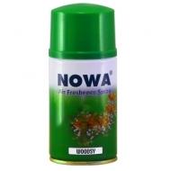 Сменный баллон для освежителя воздуха Nowa Woodsy, лесной аромат, 260мл