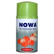 Сменный баллон для освежителя воздуха Nowa Cashmere, женский аромат, 260мл