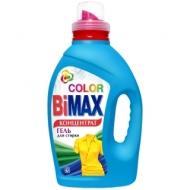 Гель для стирки BiMax Color, концентрат, 1,3л