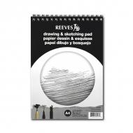 Альбом для эскизов и рисования Reeves на спирали, 150г/м2, A4, 50 листов
