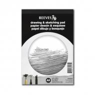Бумага для эскизов и рисования Reeves, 150г/м2, A5, альбом-склейка 50 листов