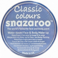 Snazaroo Краска для лица и тела Сназару 18 мл, бледно-голубой