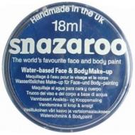 Snazaroo Краска для лица и тела Сназару 18 мл, голубой королевский