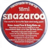 Snazaroo Краска для лица и тела Сназару 18 мл, красный яркий