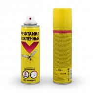 Рефтамид от насекомых, усиленный Антикомар, 5 часов без комаров, 150 мл