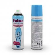 Дезодорант для обуви  «Футон» с антимикробной защитой, 153 мл