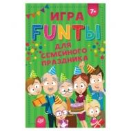 Игра карточная FUNты для семейного праздника, Питер, К28646