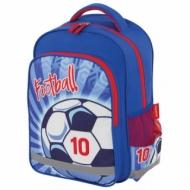 Рюкзак Пифагор School для начальной школы, SOCCER BALL, 38х28х14 см, 228822