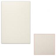 Картон белый грунтованный для масляной живописи, 25х35 см, односторонний, толщина 0,9 мм, масляный грунт, упаковка 10 листов