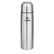 Термос Лайма классический с узким горлом, 0,5 л, нержавеющая сталь, 601412