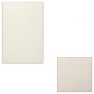 Картон белый грунтованный для масляной живописи, 20х30 см, односторонний, толщина 0,9 мм, масляный грунт, упаковка 10 листов