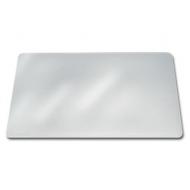Коврик-подкладка настольный для письма (650х500 мм), прозрачный DURAGLAS, DURABLE (Германия), 7113-19