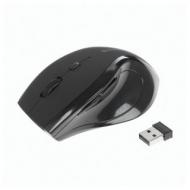 Мышь беспроводная Defender Accura MM-295, 5 кнопок + 1 колесо-кнопка, оптическая, черная, 52295
