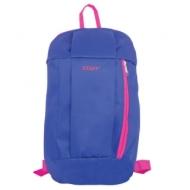 Рюкзак Staff Air, универсальный, сине-розовый, 40х23х16 см, 226374