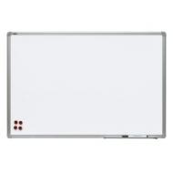 Доска магнитно-маркерная 90x120 см, керамическая, алюминиевая рамка, OFFICE, 2х3, TSA129P3